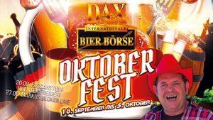 Oktoberfest im Dax, 2. Woche