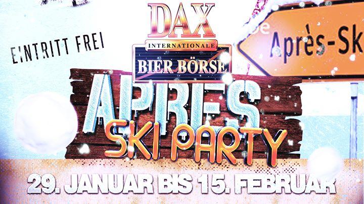 Apré Ski Party – 1. Woche