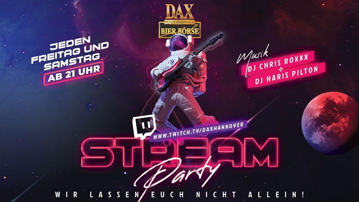 Stream Party – Dax Bierbörse